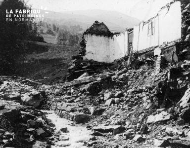 Barèges catastrophe de Betpouey 9 sept 1906 19