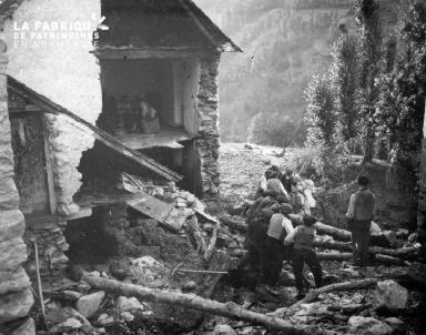 Barèges catastrophe de Betpouey 9 sept 1906 20