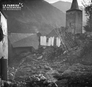 Barèges catastrophe de Betpouey 9 sept 1906 6