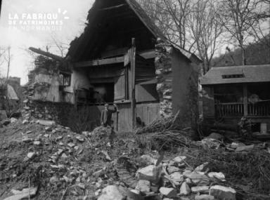Barèges catastrophe de Betpouey 9 sept 1906 9