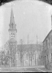 Eglise de Saint-Germain-du-Crioult