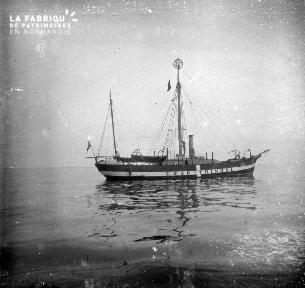 Danemark bateau feu 1