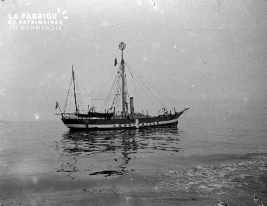 Danemark bateau feu 2