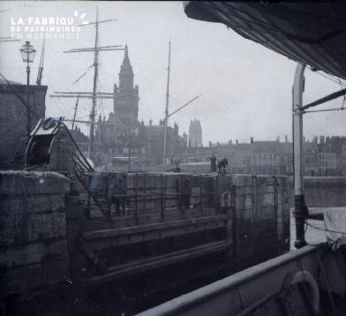 Dunkerque départ de l'Ibis 41 7 07
