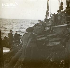 Mer du Nord Pêcheurs fécampois 1