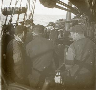 Mer du Nord Pêcheurs fécampois 2
