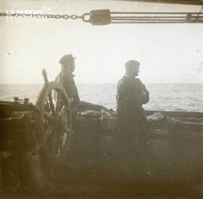 Mer du Nord Pêcheurs fécampois 3