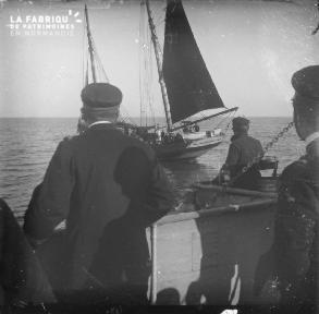 Mer du Nord Pêcheurs fécampois 4