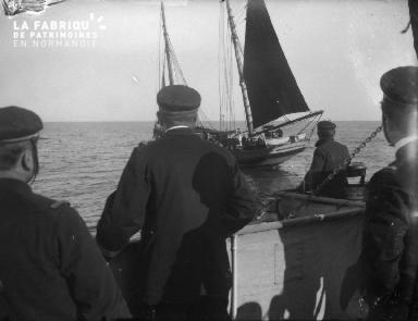 Mer du Nord Pêcheurs fécampois 5