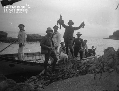 Shetlands Chasse aux oiseaux 1