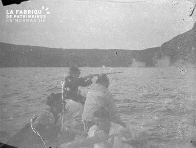 Shetlands Chasse aux oiseaux 4
