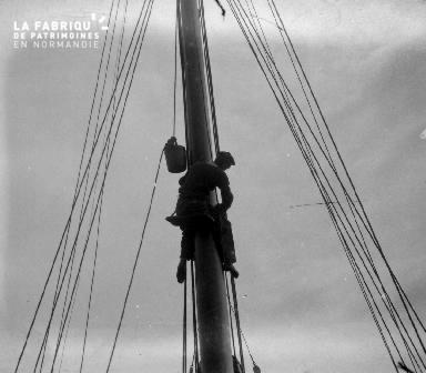 Shetlands Entretien du bateau 1