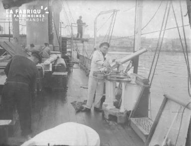 Shetlands Entretien du bateau 2