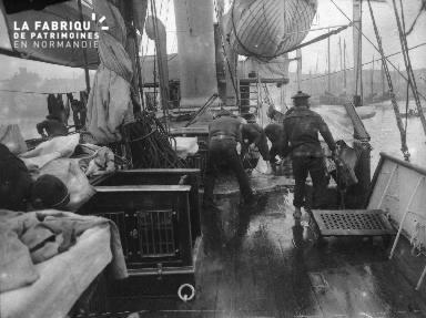 Shetlands Entretien du bateau 3