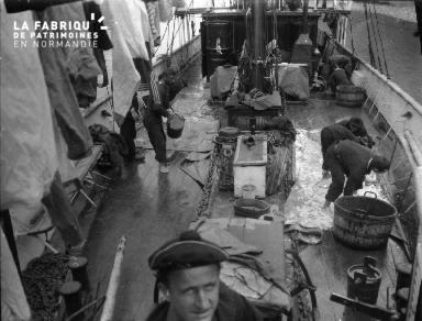 Shetlands Entretien du bateau 4