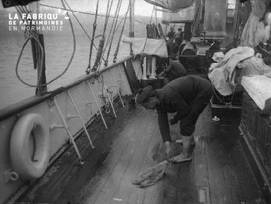 Shetlands Entretien du bateau 5