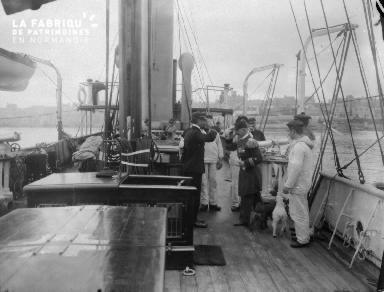 Shetlands Entretien du bateau 6