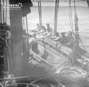 Shetlands Renflouement d'un bateau 1