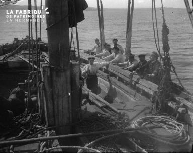 Shetlands Renflouement d'un bateau 3