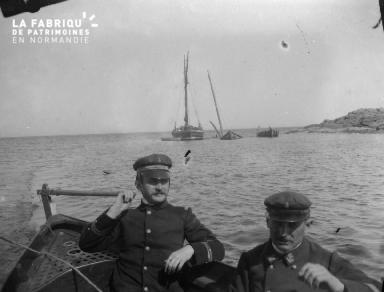 Shetlands Renflouement d'un bateau 5