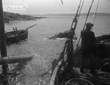 Shetlands Renflouement d'un bateau 6