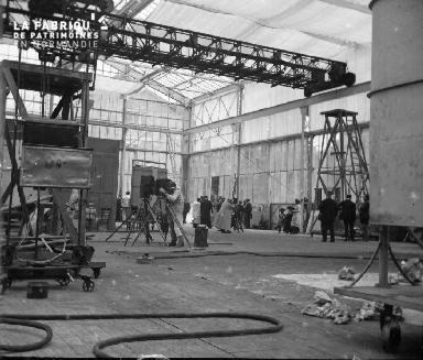 Studio de cinéma 3