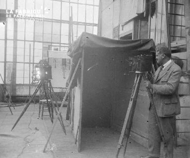 Studio de cinéma 5