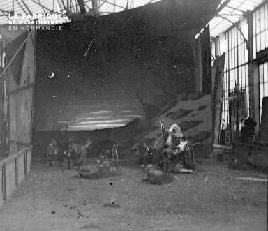 Studio de cinéma 6
