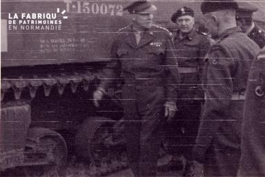 La 1ère DB polonaise durant la Seconde Guerre mondiale.
