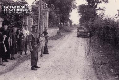 Soldats polonais acclamés