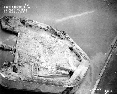 Fortifications du port de Cherbourg
