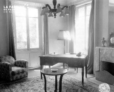 Villa Maurice : bureau