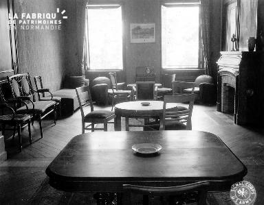 Intérieur villa Maurice : salon