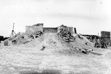 Bunker allemand à Cherboug