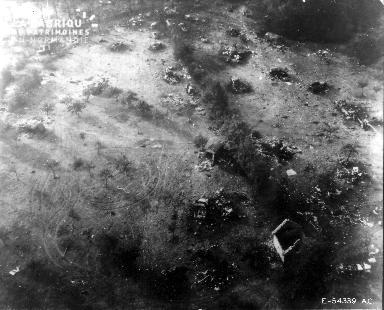 Vue aérienne de Chambois