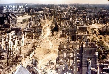 Ruines de Saint-Lô