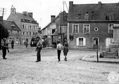 Place de Sainte-Marie-Du-Mont
