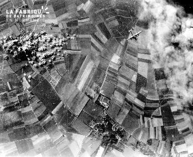 Bombardement sur Rocquancourt
