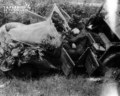 Soldats allemands décédés