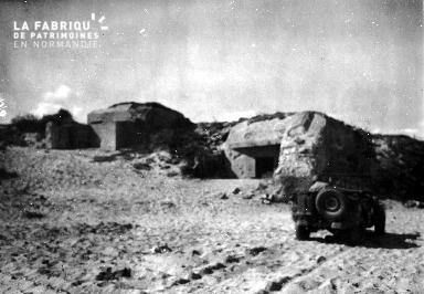 Bunker à Utah Beach