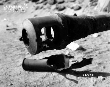 Zoom sur un canon