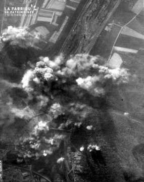 Les cent jours de la Bataille de Normandie.