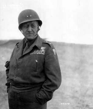 Portrait du Major general Ralph Royce