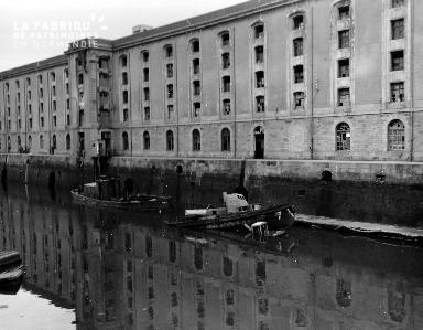 Bâtiment des Subsistances à Cherbourg