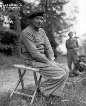 Général Bernard Law Montgomery