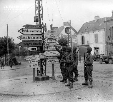 Panneaux de signalisation allemand