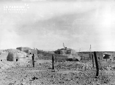 Bunkers allemands à Saint Malo