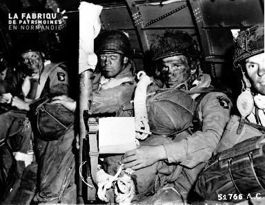 Parachutistes américains