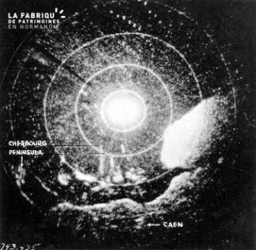 Images émanant d'un radar