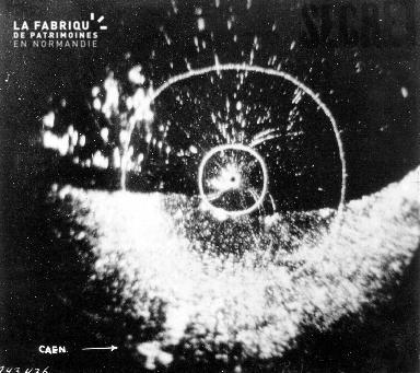 image provenant d'un radar